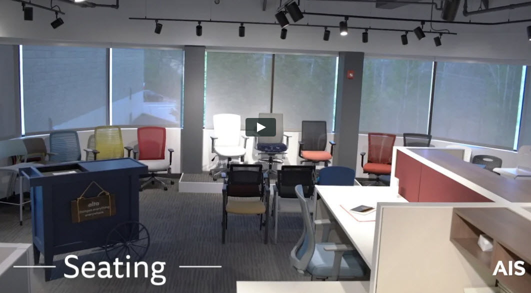 Headquarters Virtual Tour 2020: Seating