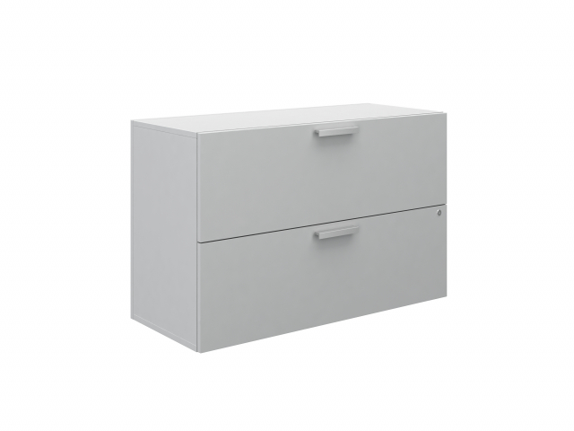 Calibrate Series Storage Lateral File
