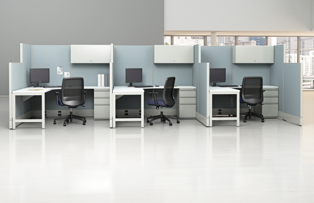 Divi Open Plan Workstations